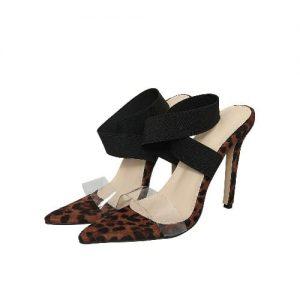 Strap Heel Sandals discountshub