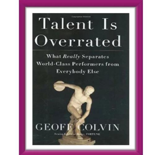 Talent Is Overrated discountshub