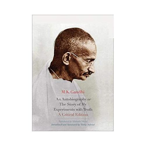 The Story Of My EXPERIMENT With TRUTH By Mahatma Gandhi discountshub