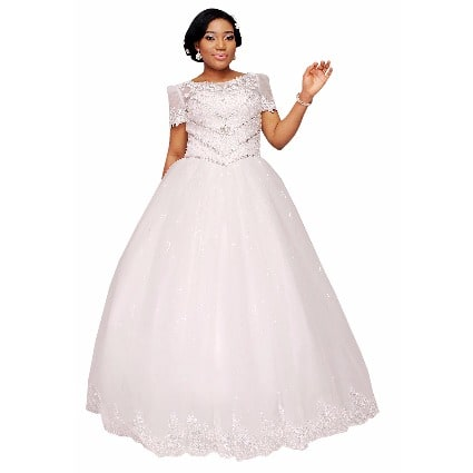 V Beading Ball Wedding Gowns discountshub