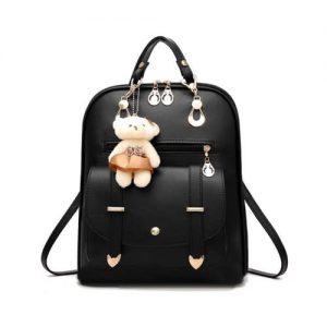 Women's Backpack - Black discountshub