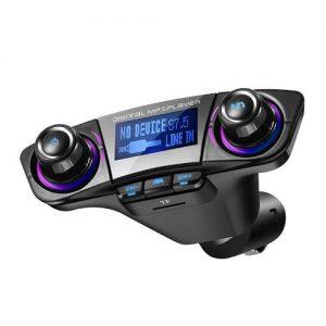 Bluetooth Car MP3 FM USB Transmitter Modulator Music Player discountshub