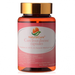 NaturalCure Cure Liver Disease Capsules, Cure and Prevent Cirrhosis, Cure Liver Cancer, Organic Plants Extract No Side Effect discountshub