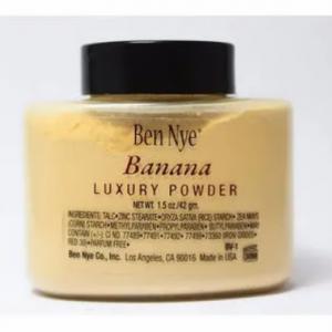 Ben Nye Luxury Powder Banana - 1.5oz discountshub