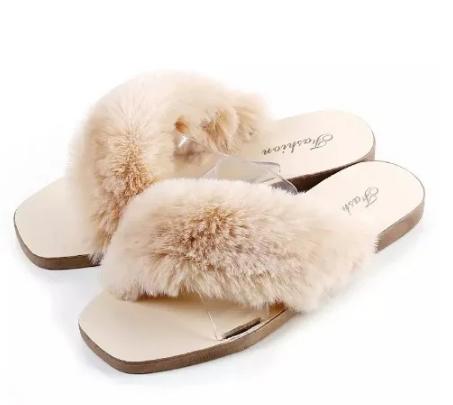 Ladies Flat Slippers discountshub