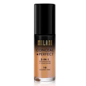Milani 2 in 1 Foundation - Golden Tan discountshub