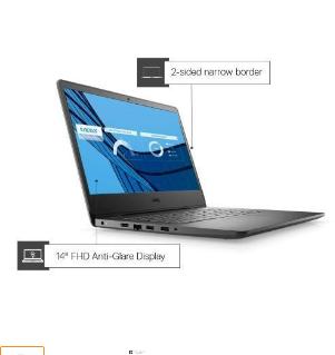 DELL Vostro 3501 15'' FHD(10th Gen Intel Core I3 8GB 1TB Win10 discountshub