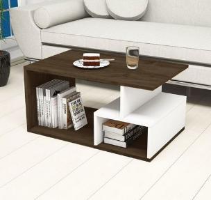 Custom Mini Center Table With Storage Cabinet discountshub