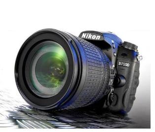 Nikon D7000 Camera With 18 - 105mm Lens discountshub