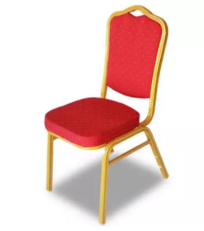 Banquet Hall Chair - Orange discountshub