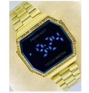 Forecast Classic Touch Bracelet Watch - Gold discountshub