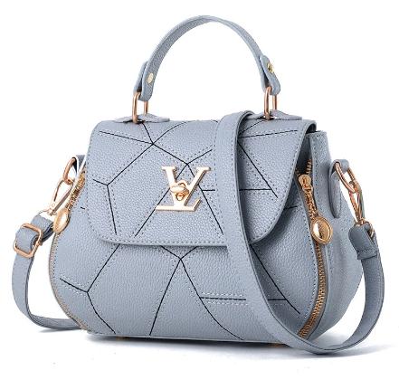 2019 New Woman Fashion V Letters Designer Handbags Luxury Quality Lady Shoulder Crossbody Bags Hot Messenger Bag girl bag discountshub