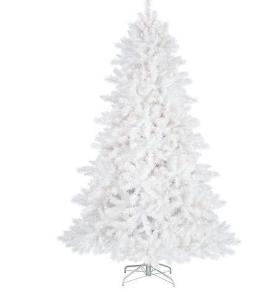Christmas White Christmas Tree - 6FT discountshub