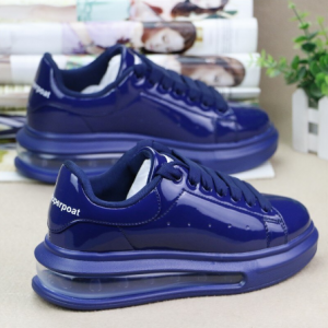 Shoes Woman 2020 Casual Female Sneakers Mixed Colors Women All-Match Clogs Platform Increas Height Round Toe Autumn Modis New discountshub