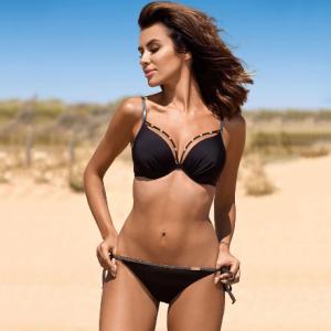 Women Bikinis Push Up Swimsuit Two Piece Black Swimwear Sexy Summer Beach Bathing Suit Maillot De Bain Biquini discountshub