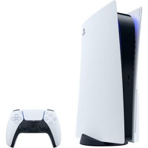 Sony Playstation 5 Standard Edition - Ps5 White Console discountshub
