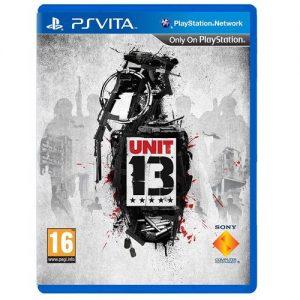 Sony Unit 13 (PS Vita) By PlayStation discountshub