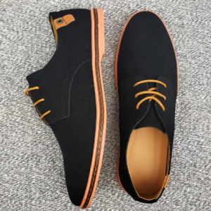 2020 Spring Suede Leather Men Shoes Oxford Casual Shoes Classic Sneakers Comfortable Footwear Dress Shoes Large Size Flats discountshub
