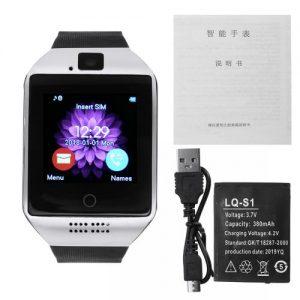 Smart Watch Bluetooth Heart Rate Monitor Fitness Tracker discountshub