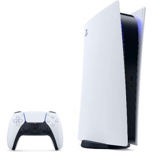 Sony PlayStation 5 Digital Edition - PS5 White Console discountshub