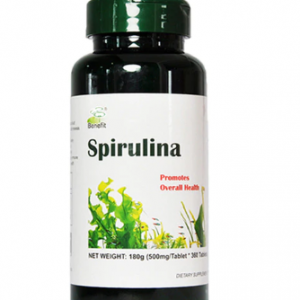 Spirulina Tablet Anti-Fatigue Alga Powder Health Immune Enhance-immune marine extracts Rich in Protein Multi Vitamins Wafers discountshub
