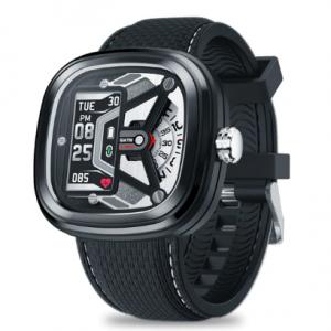 Zeblaze Hybrid 2 Smartwatch Heart Rate 50M Waterproof 0.96'' IPS Fashionable and Stylish Industrial Elements Long Battery Life discountshub