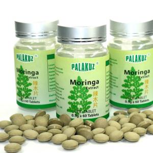 3 Bottles,Natural Moringa leaf Tablet,horseradishtreeleaves Moringa Extract for lower blood lipids,Health care for men & women. discountshub
