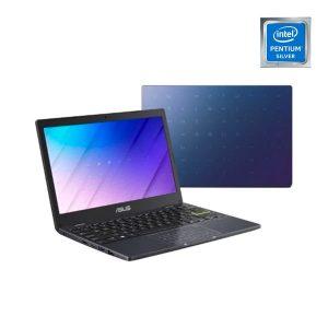 """Asus E210MA-GJ078T 11.6"""" , Intel Pentium Silver, 4GB RAM 128GB SSD Win 10 - Peacock Blue discountshub"""