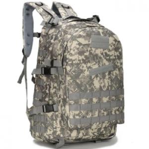 Cosplay Level 3 Backpack Army-style Attack Backpack Molle Tactical Bag in PUBG discountshub