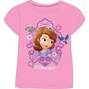 Disney Girls' Character T-shirt - Pink discountshub