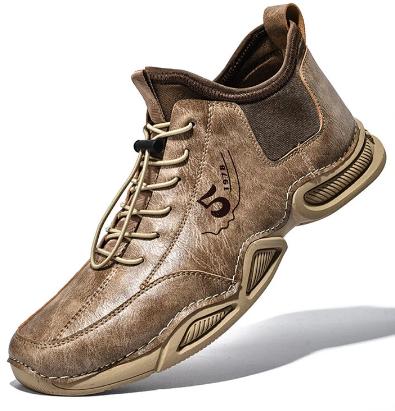 Men Fabirc More Occasions Comfy Non Slip Casual Sneakers discountshub