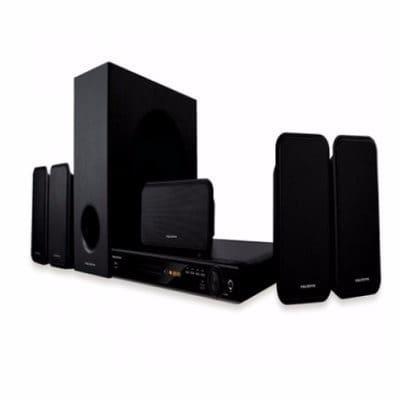 Polystar Bluetooth DVD Home Theatre - PV-BK722HT discountshub