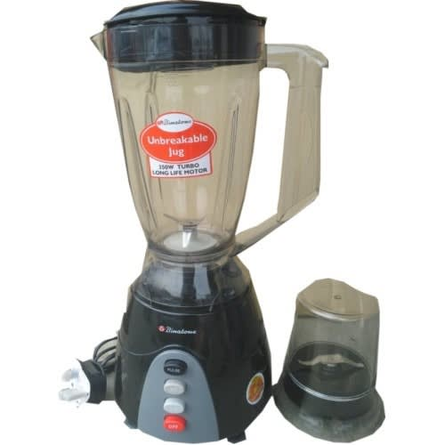 Binatone Blender With Grinder - Dry & Wet Grinding - Blg-452 discountshub