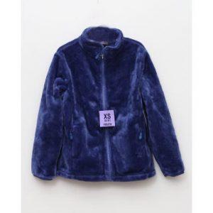 Boys Zipper Sweatshirt - Blue discountshub