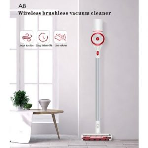 Cordless Vacuum Cleaner With Suction Power -20,000kpa discountshub