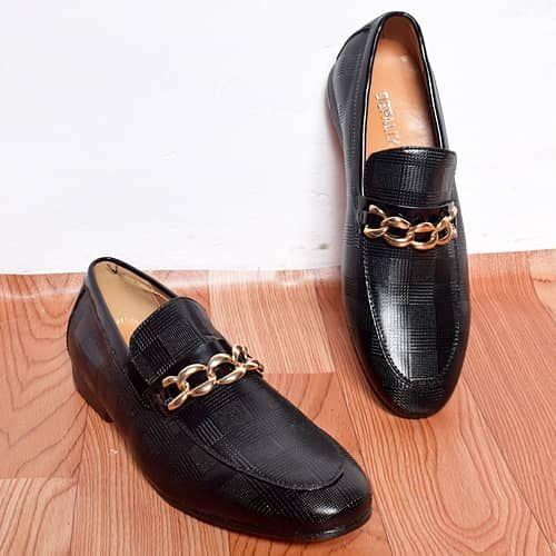 Depally Men Wedding & Corporate Shoe Black discountshub