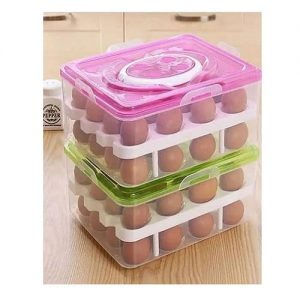 Egg Rack Box - 32 Spaces discountshub