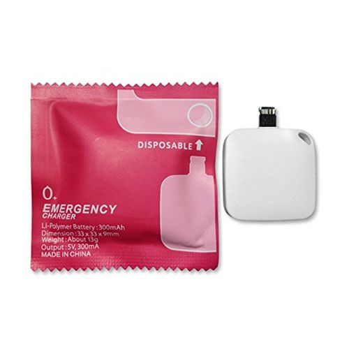 Fast Charging Disposable Power Bank 1000mah One Time Use discountshub