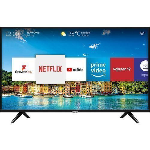 Hisense 43''Smart TV + Netflix&Youtube APP 12 Months Warranty discountshub