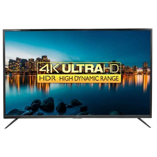 "Homeflower 55"" Smart 4k Ultra Hd Television With Netflix discountshub"