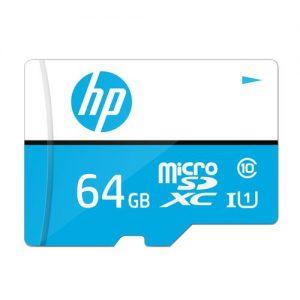 Hp 64GB Micro SD Card Memory Card TF 80MB/S discountshub