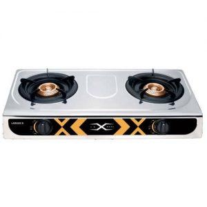Lexmark Two Burner Table Top Gas Cooker discountshub