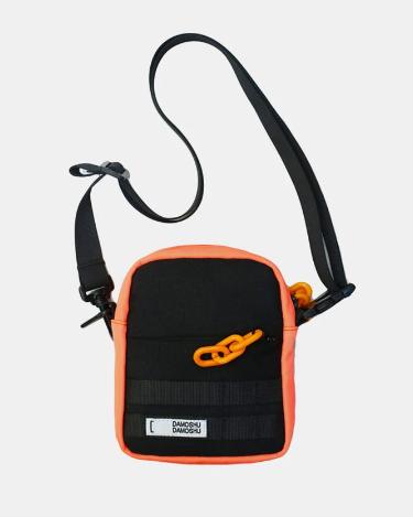 Men Women Nylon Waterproof Sports Hippie Patchwork 6.5 Inch Phone Bag Crossbody Bag discountshub
