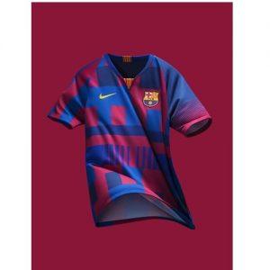 Nike Men's Training Top Official For Barcelona Fc discountshub