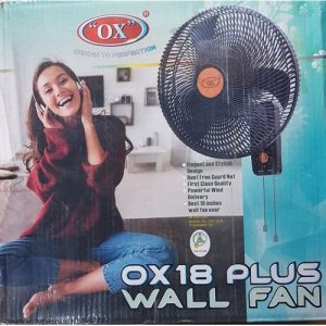 Ox 18 PLUS WALL FAN discountshub