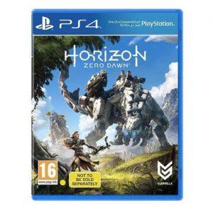 Playstation Horizon Zero Dawn PS4 discountshub
