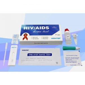 RapidBTS Rapid HIV 1/2 Home Test Kit Rapid HIV 1/2 Home Test Kit. RapidBTS Rapid HIV 1/2 Home Test Kit ₦4,000 ₦5,500 Quantity: - 1 + Buy Now discountshub