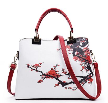 Women Flower Pattern National Style Shoulder Bag Handbag Crossbody Bags discountshub