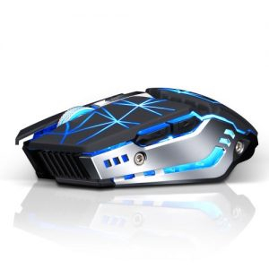 2.4ghz T-wolf Q15 Wireless Charging Gaming Mouse discountshub