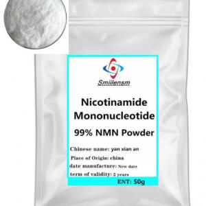 2020 Best 99% Nicotinamide Mononucleotide NMN Powder health skin care 1pc festival NAD+ Precursor Longevity support free shippin discountshub